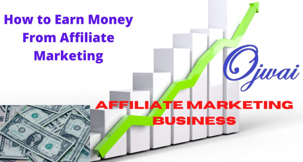 Earn Money From Affiliate Marketing in India
