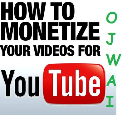 Earn Money from YouTube Videos