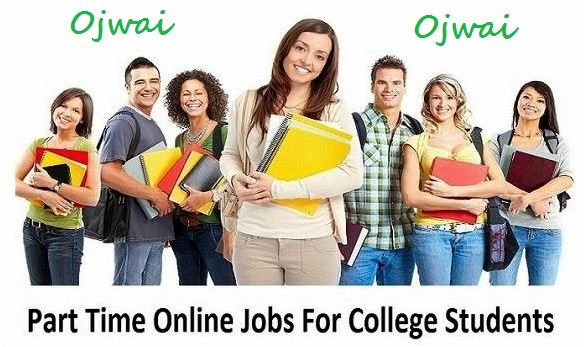 Online Part time jobs for Students