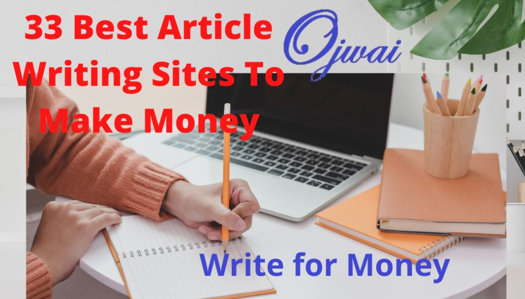 Article writing jobs in India
