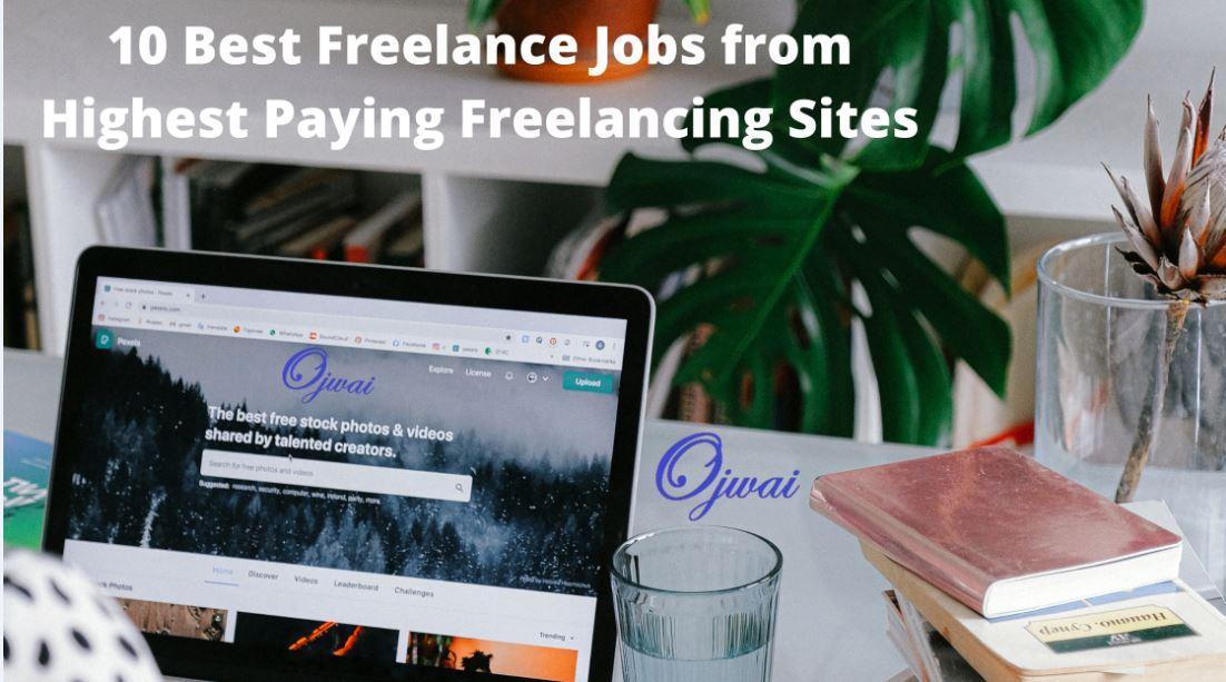 best freelance jobs in 2021