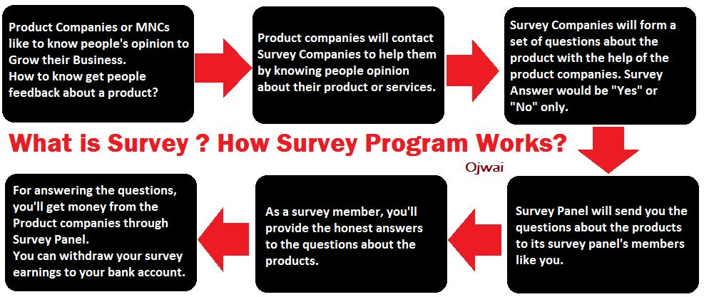 earn money online with surveys
