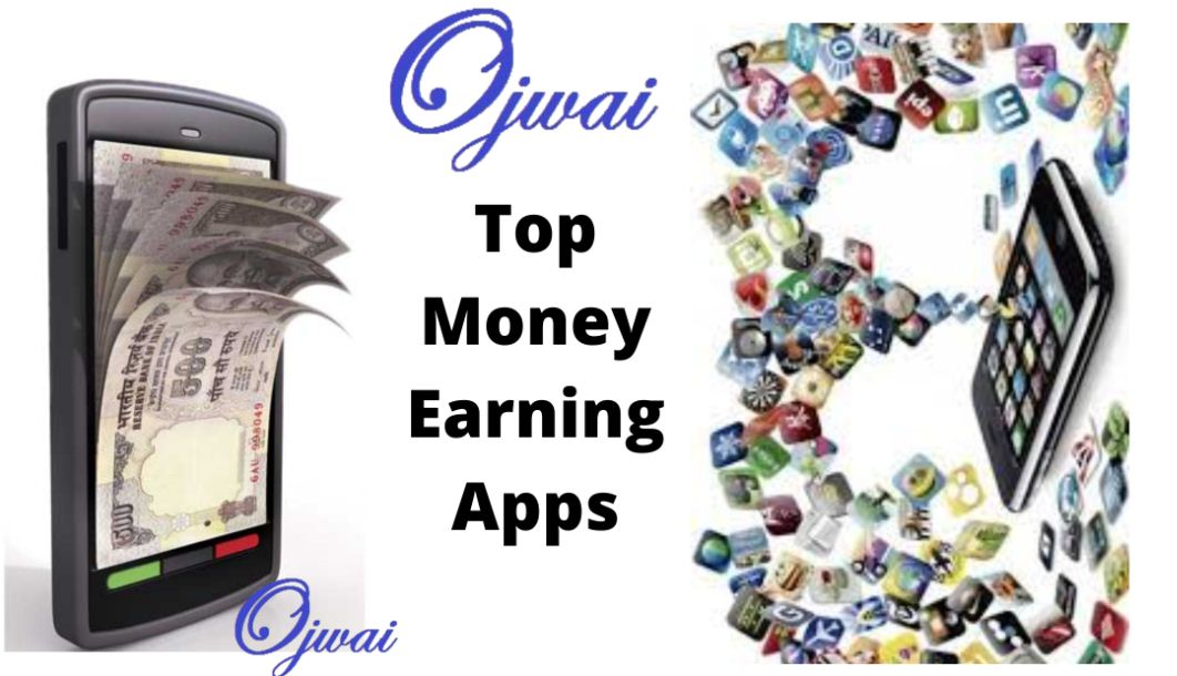 Top 10 money earning apps in India